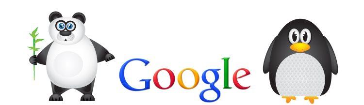 google seo panda penguin